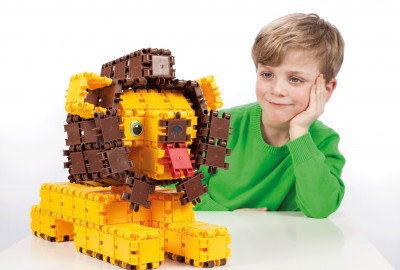 CD002 Boy with lion