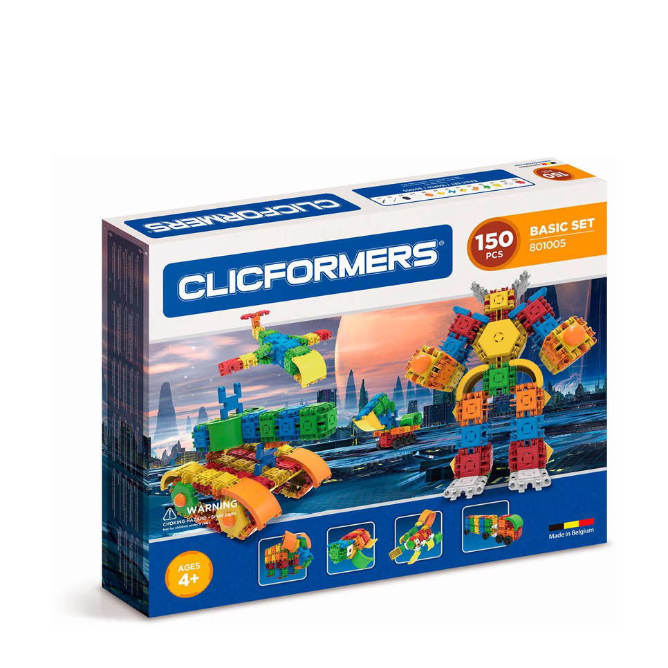 CLICFORMERS 150 kos